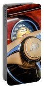 1941 Lincoln Continental Cabriolet V12 Steering Wheel Portable Battery Charger