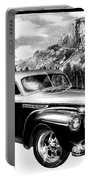 1941 Roadmaster - Half Dome Portable Battery Charger
