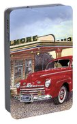 1946 Ford Deluxe Coupe Portable Battery Charger