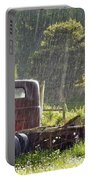 1947 Dodge Pickup Rain And Sun Portable Battery Charger
