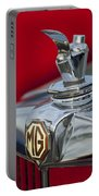 1947 Mg Tc Non-standard Hood Ornament Portable Battery Charger