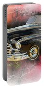 1947 Pontiac Convertible Photograph 5544.08 Portable Battery Charger