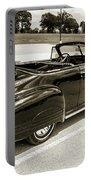 1947 Pontiac Convertible Photograph 5544.64 Portable Battery Charger