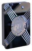 1948 Mg Tc Steering Wheel 2 Portable Battery Charger