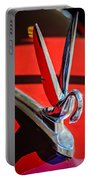 1948 Packard Hood Ornament 2 Portable Battery Charger