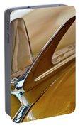 1949 Chevrolet Fleetline Hood Ornament Portable Battery Charger
