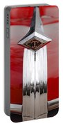 1949 Diamond T Truck Hood Ornament Portable Battery Charger