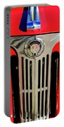1949 Willys Jeepster Hood Ornament And Grille Portable Battery Charger