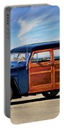 1949 Willys Woody Wagon I Portable Battery Charger