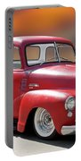 1950 Chevrolet 3100 Pickup 'show Low' I Portable Battery Charger