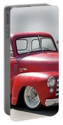1950 Chevrolet 3100 Pickup 'show Low' II Portable Battery Charger