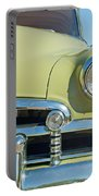 1950 Chevrolet Fleetline Grille Portable Battery Charger