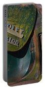 1950 Chevrolet Pickup Truck Emblem Portable Battery Charger