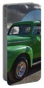 1951 Ford Truck Portable Battery Charger