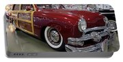 1951 Ford Woody Wagon Portable Battery Charger