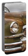 1951 Nash Ambassador Hydramatic Front End Portable Battery Charger