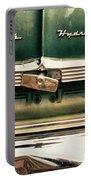 1951 Nash Ambassador Hydramatic Portable Battery Charger