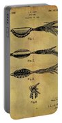 1952 Fish Lure Patent Portable Battery Charger