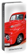1952 Ford Pick Up Truck Portable Battery Charger