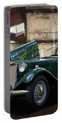 1952 Mg Td Roadster Sports Car Portable Battery Charger