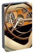 1952 Sterling Gladwin Maverick Sportster Steering Wheel Portable Battery Charger