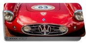 1954 Maserati A6 Gcs Grille -0255c Portable Battery Charger