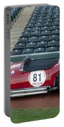 1954 Maserati A6 Gcs  Portable Battery Charger by Jill Reger