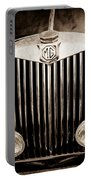 1954 Mg Tf Grille Emblem -0165s Portable Battery Charger
