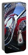 1955 Chevrolet 210 Key Ring Portable Battery Charger