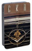 1955 Packard 400 Hood Ornament 2 Portable Battery Charger