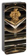 1955 Packard Hood Ornament Emblem Portable Battery Charger