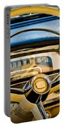 1956 Cadillac Steering Wheel Portable Battery Charger