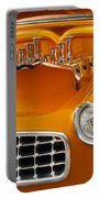1956 Chrysler Custom 2 Door Sport Wagon Portable Battery Charger