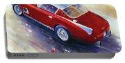 1956 Ferrari 410 Superamerica Scaglietti Series Portable Battery Charger