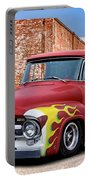 1956 Ford F100 'brickyard' Pickup Portable Battery Charger