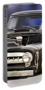 1956 Ford F100 'workingmans' Pickup II Portable Battery Charger