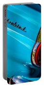 1956 Ford Thunderbird 2 Portable Battery Charger