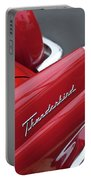 1956 Ford Thunderbird Taillight Emblem 2 Portable Battery Charger