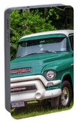 1956 Gmc Pickup Portable Battery Charger