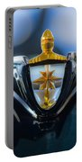 1956 Lincoln Hood Ornament Portable Battery Charger