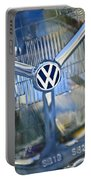 1956 Volkswagen Vw Bug Head Light Portable Battery Charger