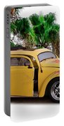 1956 Vw 'hot Rod' Bug I Portable Battery Charger