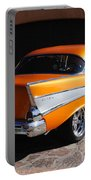 1957 Chevrolet Belair Coupe Portable Battery Charger