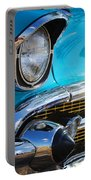 1957 Chevrolet Belair Grille Portable Battery Charger