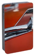 1957 Chevrolet Hood Ornament Portable Battery Charger