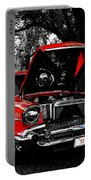 1957 Chevy Bel Air Portable Battery Charger