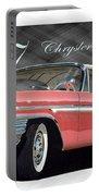1957 Chrysler New Yorker Portable Battery Charger
