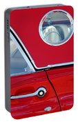1957 Ford Thunderbird  Portable Battery Charger