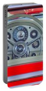 1957 Ford Thunderbird Steering Wheel Portable Battery Charger