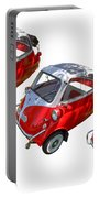 1957 Isetta 300 Portable Battery Charger